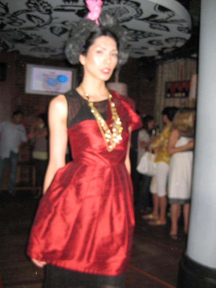 Reddress.fashionshow