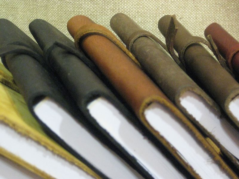 Leatherbooks