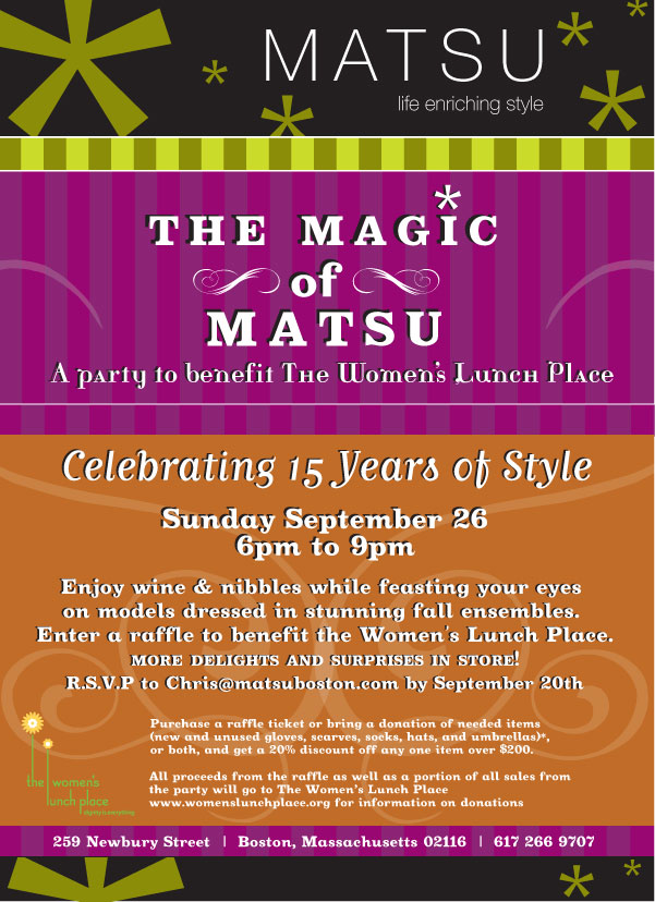 MATSU.Celebrate15YearsofSty